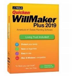 Quicken WillMaker & Trust 2021 - 遗嘱撰写软件