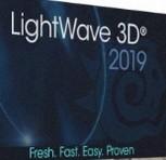 NewTek LightWave 3D 2019 破解版 Win/Mac