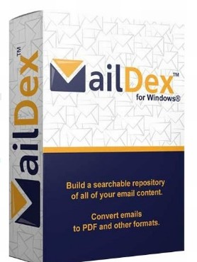 Encryptomatic MailDex 2021 - 邮件管理器